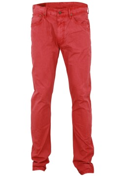 Ralph Lauren broek faded red slim fit