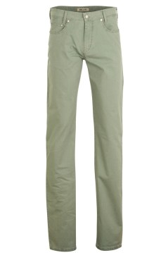 Mac Arne broek mint groen extra lang 5-pocket