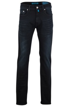 Pierre Cardin jeans donkerblauw Lyon Tapered