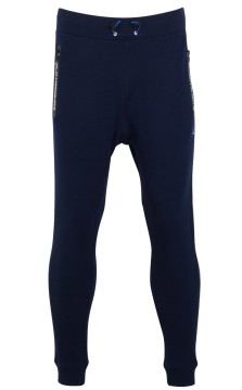 Superdry Sports joggingbroek donkerblauw