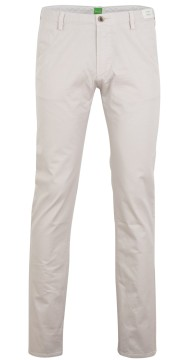 Hugo Boss pantalon  C-Rice1-D lichtbeige