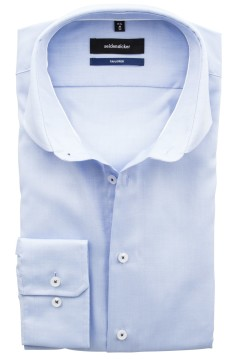 Seidensticker Tailored shirt lichtblauw
