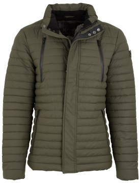 Superdry jack rainracer khaki kort model