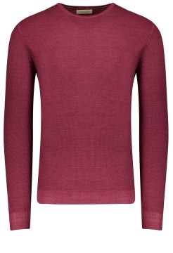 Pullover Thomas Maine roze wol