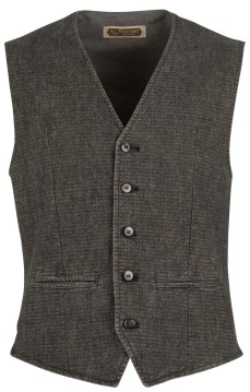 Four.ten Industry gilet antraciet