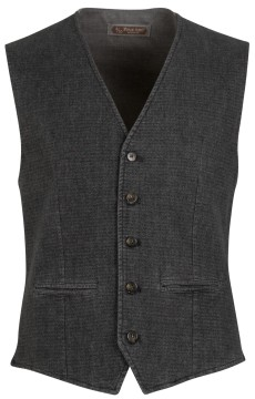 Four.ten Industry gilet Officina grijs