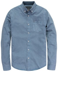 Overhemd Vanguard blauw button down