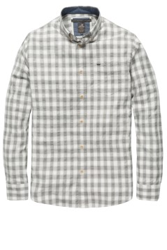 Shirt Vanguard beige ruit Trailhead