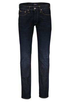 Raph Lauren 5-pocket broek donkerblauw stretch