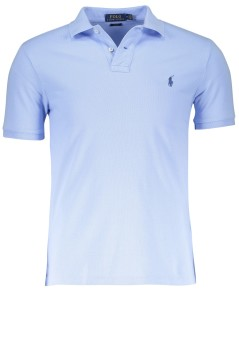 Ralph Lauren slim fit polo Austin Blue