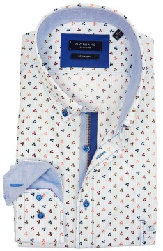 Giordano shirt print regular fit