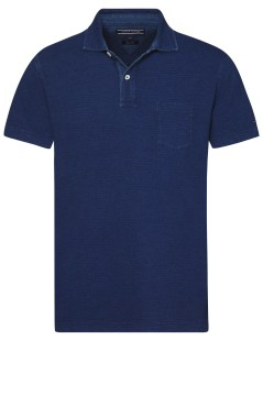 Tommy Hilfiger polo real indigo regular fit