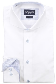 Cavallaro business shirt wit slim fit