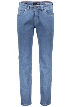 Gardeur Pantalon 5-pocket licht blauw bill 2