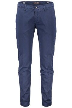 Four.ten Industry chino slim fit navy