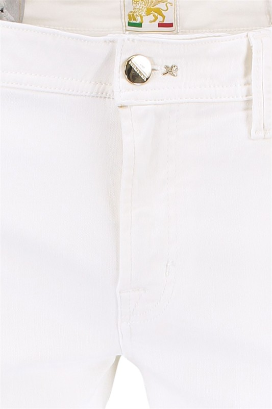 Tramarossa Leonardo 5-pocket broek wit