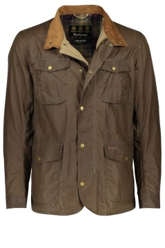 Barbour waxjack bruin Lightweight Ogston