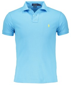 Ralph Lauren polo slim fit aqua