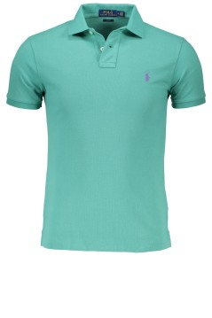 Ralph Lauren polo groen slim fit