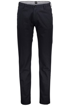 Hugo Boss pantalon katoen rice navy