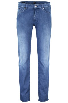 Jeans Hugo Boss blauw 5-pocket