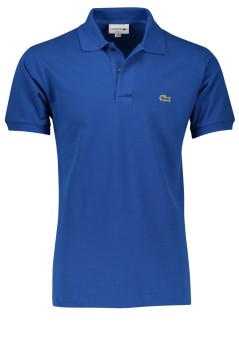 Lacoste classic fit poloshirt kobalt