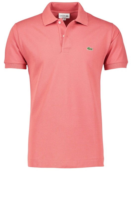 Rood Classic Lacoste Fit Polo n80wvNOm