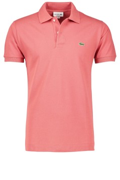 Lacoste polo rood classic fit