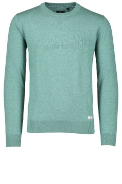 New Zealand pullover Hawkers lichtgroen