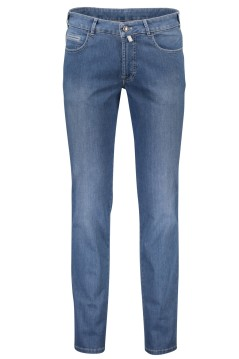 Meyer Arizona jeans blauw summer denim
