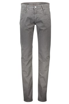 Mac herenbroek Arne Pipe grijs 5-pocket
