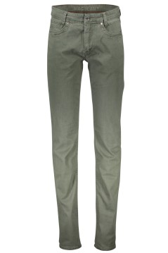 Broek Mac groen Arne Pipe 5-pocket extra lang