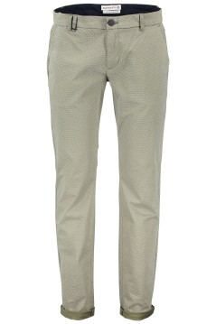 Blue Industry chino dessin green