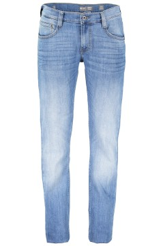 Mustang Oregon jeans tapered blauw