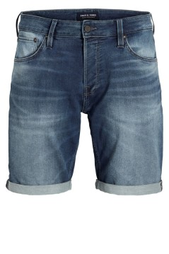 Jack & Jones Plus Size Rick shorts blue denim