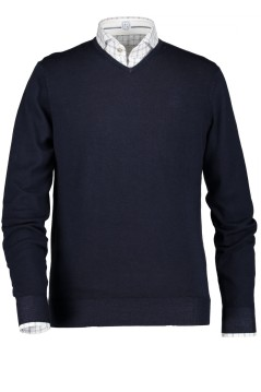 State of Art pullover navy wol