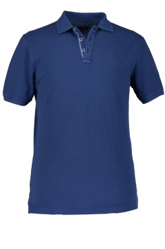State of Art polo marineblauw regular fit
