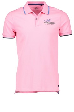 New Zealand Auckland poloshirt roze