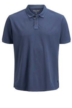 Jack & Jones Plus Size polo vintage indigo