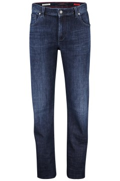 Alberto jeans modern fit 5-pocket donkerblauw