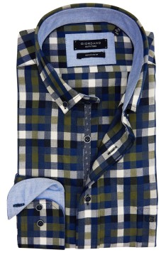 Overhemd Giordano regular fit buttond down