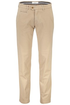 Brax chino regular fit beige