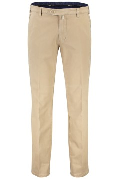 Meyer chino New York beige katoen