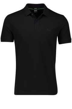 Hugo Boss polo Big & Tall zwart Piro