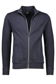 Hugo Boss vest Zaster casual steekzakken navy
