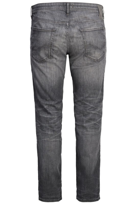 Jack & Jones Plus Size jeans grijs 5-pocket