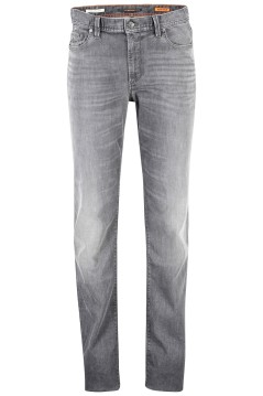 Alberto jeans 5-pocket grijs dynamic super fit