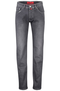 Pierre Cardin jeans grijs 5-pocket stretch