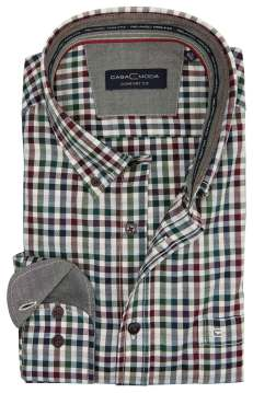 Casa Moda overhemd button down