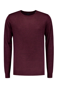 Sweater Dstrezzed bordeaux ronde hals